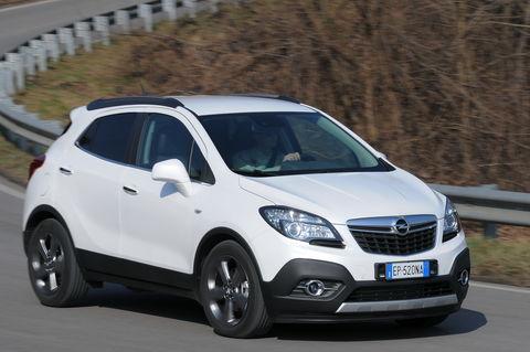 Prova Opel Mokka 1.7 CDTI ECOTEC Cosmo 4x2