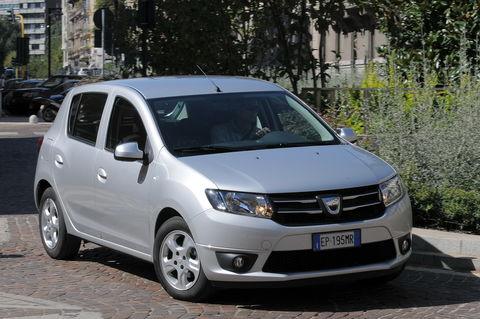 Prova Dacia Sandero 0.9 TCe Lauréate