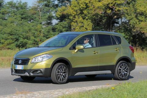 Prova Suzuki S-Cross 1.6 DDiS Star View Start&Stop 4WD