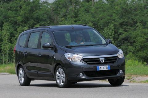 Prova Dacia Lodgy 1.5 dCi 110 CV Lauréate