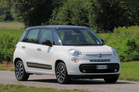 Prova Fiat 500L 1.3 Multijet Pop Star