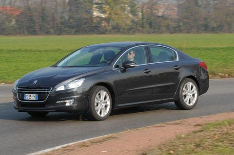Prova Peugeot 508 2.0 16V HDi 163 CV Allure Automatica