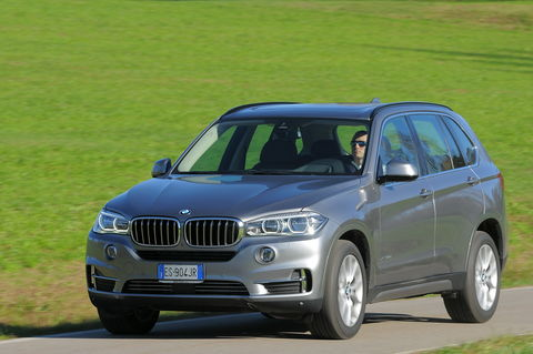 Prova BMW X5 xDrive 30d 258 CV Luxury