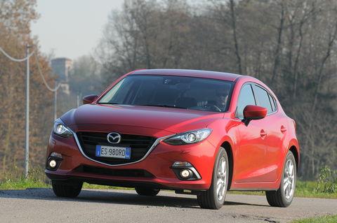 Prova Mazda 3 1.5 Skyactiv Evolve