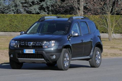 Prova Dacia Duster 1.5 dCi Lauréate 110 CV 4x2