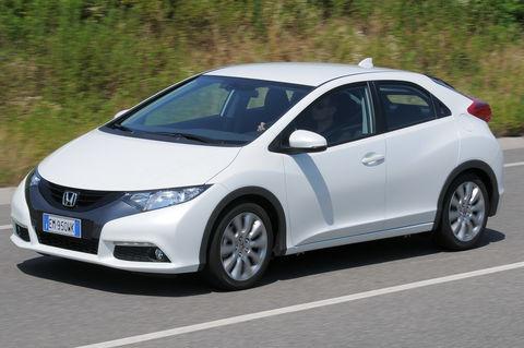 Prova Honda Civic 1.4 i-VTEC Sport