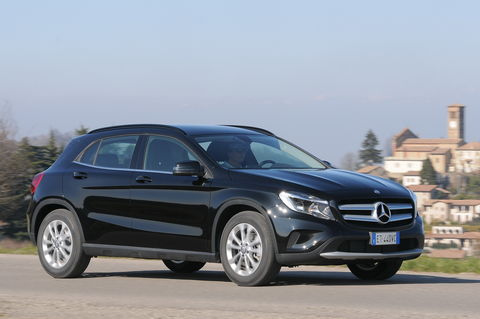Prova Mercedes GLA 200 CDI Executive