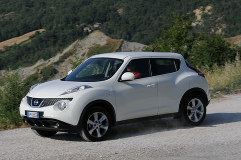 Prova Nissan Juke 1.6 Eco Acenta GPL