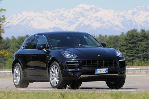 Prova Porsche Macan Diesel S PDK