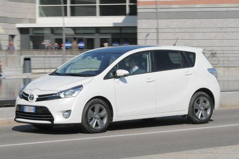 Prova Toyota Verso 1.6 D-4D Style