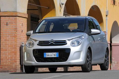 Prova Citroën C1 1.0 VTi S&S Feel 3 porte