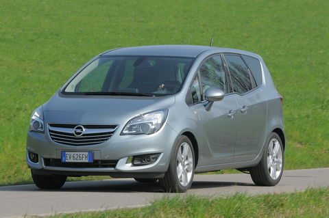 Prova Opel Meriva 1.6 CDTI 136 CV Cosmo Start & Stop