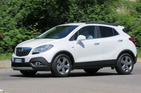 Prova Opel Mokka 1.4 Turbo GPL-Tech Cosmo 4x2