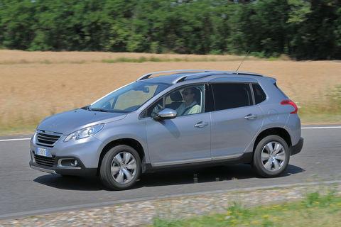 Prova Peugeot 2008 1.6 e-HDi 92 CV Allure S&S