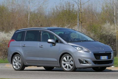 Prova Peugeot 5008 1.6 e-HDi Allure Automatica 7 posti