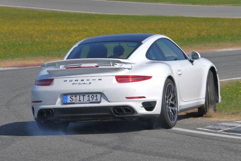 Prova Porsche 911 Turbo S PDK