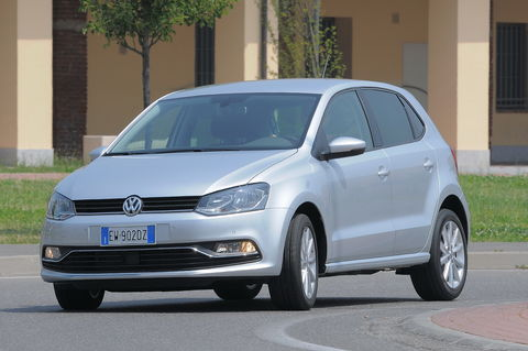 Prova Volkswagen Polo 1.4 TDI 90 CV BlueMotion Technology Comfortline 5 porte