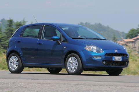 Prova Fiat Punto 1.3 Multijet II 85 CV Easy 5 porte Start&Stop ECO