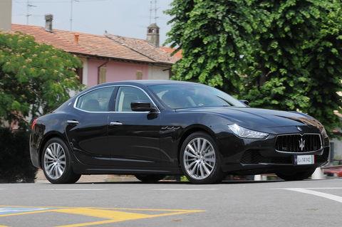 Prova Maserati Ghibli 3.0 V6
