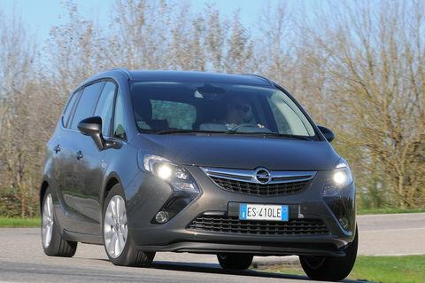 Prova Opel Zafira Tourer 1.6 CDTI 136 CV Cosmo