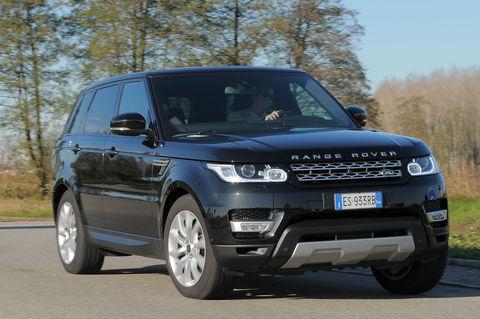 Prova Land Rover Range Rover Sport 3.0 SDV6 Autobiography