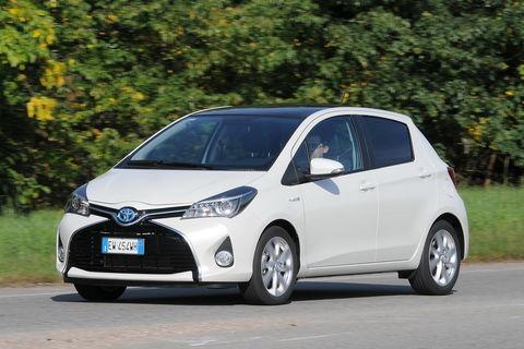 Prova Toyota Yaris 1.5 HSD Style