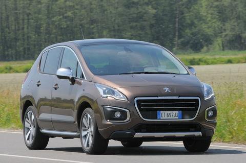 Prova Peugeot 3008 1.6 HDi Allure
