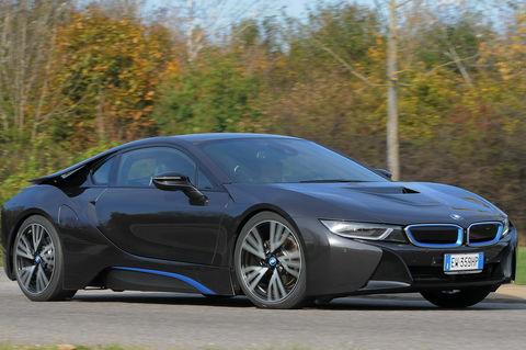 Prova BMW i8 i8