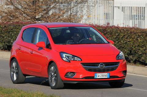 Prova Opel Corsa 1.0 SGE Turbo 115 CV Start&Stop Cosmo 5 porte