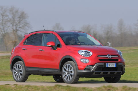 Prova Fiat 500X 2.0 MultiJet II 140 CV Cross Plus AT 4x4
