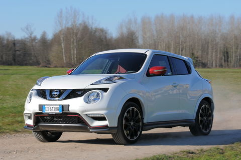 Prova Nissan Juke 1.6 DIG-T 214 CV Nismo RS Xtronic 4WD
