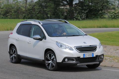 Prova Peugeot 2008 1.6 BlueHDi 120 CV Feline