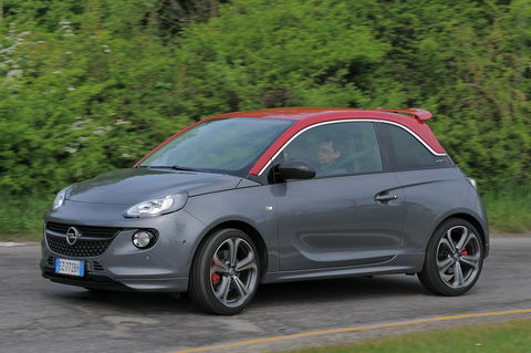 Prova Opel Adam 1.4 S
