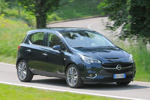 Prova Opel Corsa 1.3 CDTI 95 CV Start&Stop Cosmo 5 porte