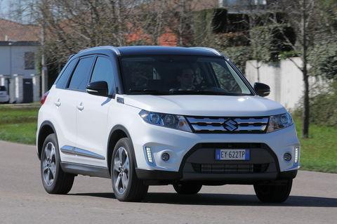 Prova Suzuki Vitara 1.6 DDiS V-Top 2WD