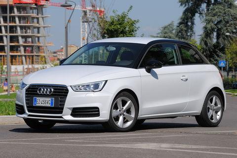 Prova Audi A1 1.0 TFSI ultra 95 CV Design S tronic