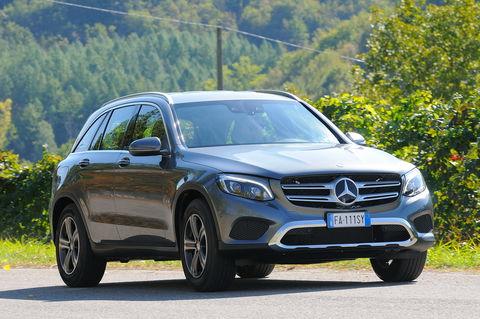 Prova Mercedes GLC 220d 4MATIC Executive