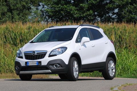 Prova Opel Mokka 1.6 CDTI ECOTEC 136 CV Cosmo 4x4