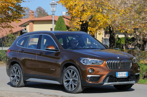 Prova BMW X1 20d xDrive xLine Steptronic