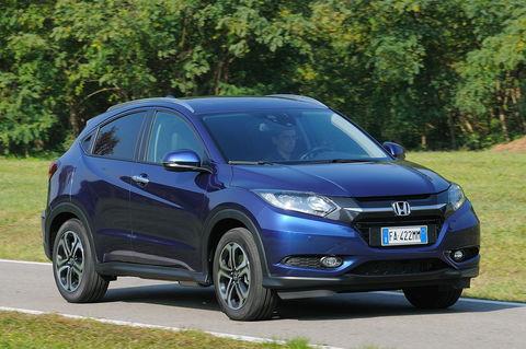 Prova Honda HR-V 1.6 i-DTEC Executive Navi