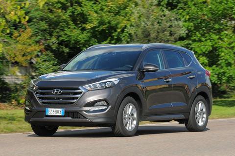Prova Hyundai Tucson 1.7 CRDi 115 CV Xpossible 2WD
