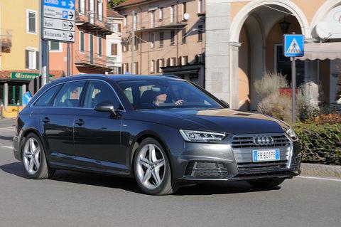 Prova Audi A4 Avant 2.0 TDI 190 CV S tronic Business Sport