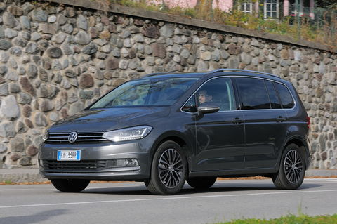 Prova Volkswagen Touran 2.0 TDI 150 CV Highline