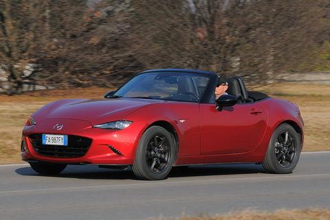 Prova Mazda MX-5 1.5 Exceed