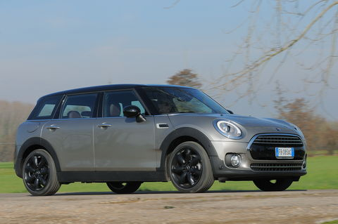 Prova Mini Clubman Cooper D Hype Steptronic