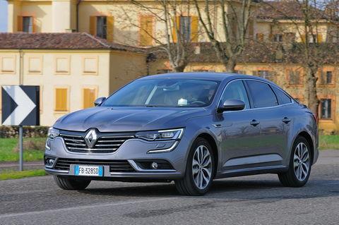 Prova Renault Talisman 1.6 dCi 130 CV Intens