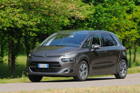Prova Citroën C4 Picasso 1.6 BlueHDi 120 CV Exclusive EAT6