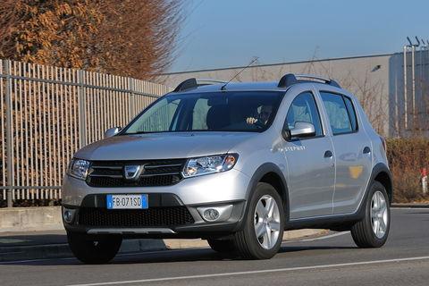 Prova Dacia Sandero Stepway 0.9 TCe Prestige