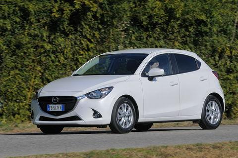 Prova Mazda 2 1.5 D Evolve