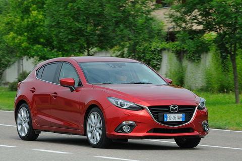 Prova Mazda 3 1.5 Skyactiv-D Exceed